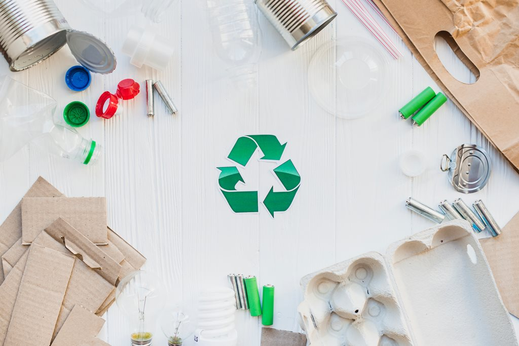 Reciclaje: Ideas de negocio ecoamigables
