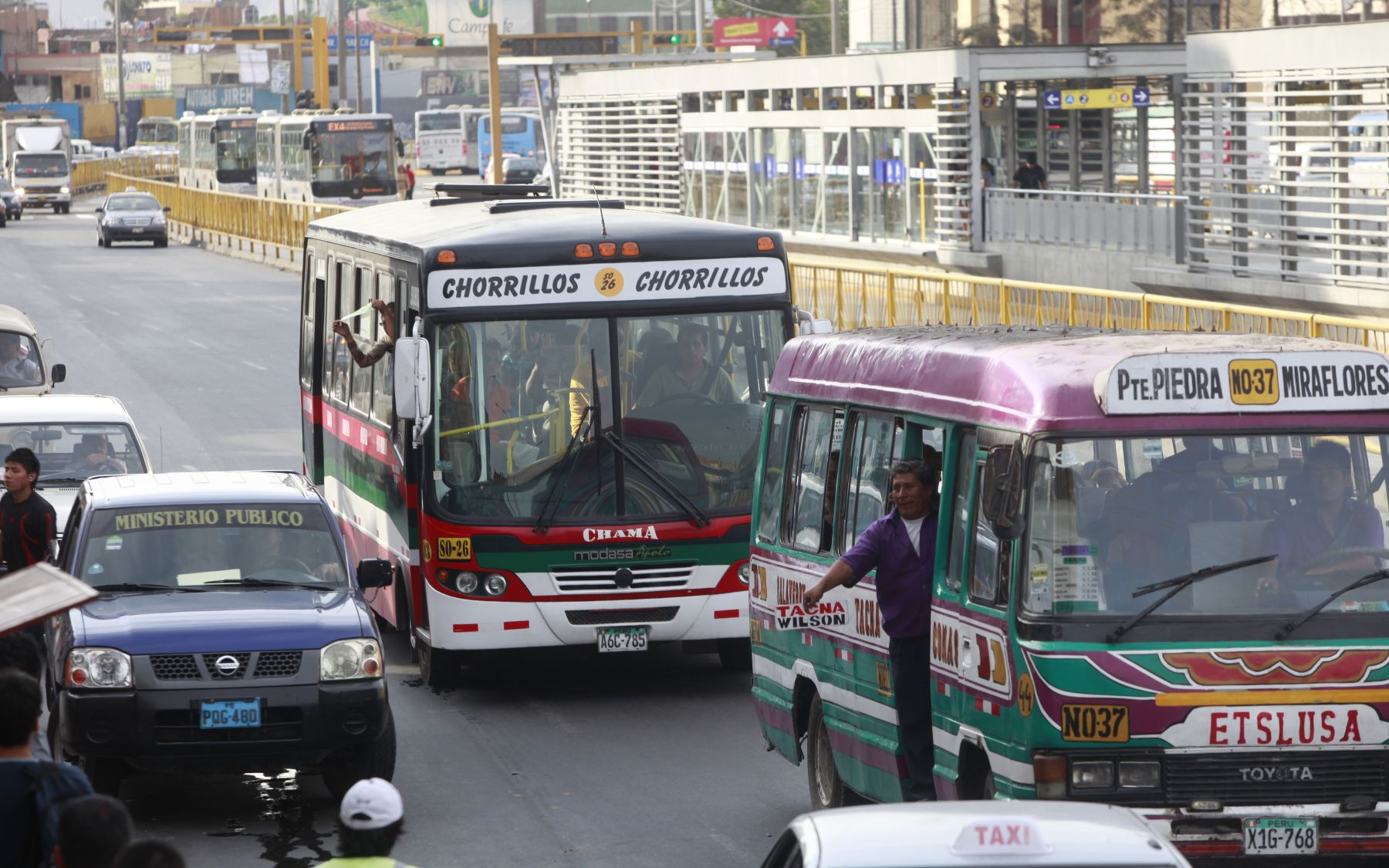 Covid-19: Restricciones de transporte