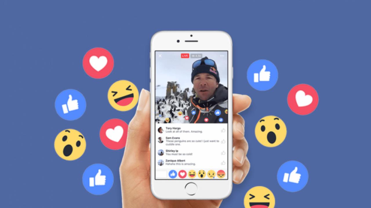 Tips para aprovechar Facebook Live