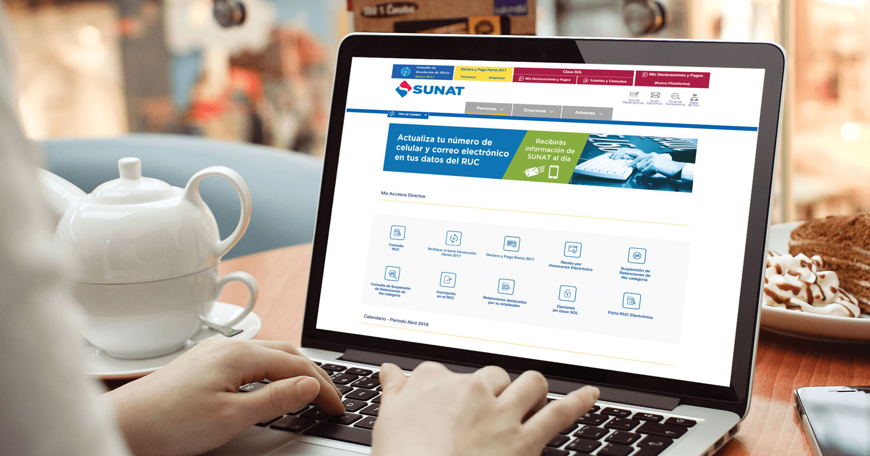 ¿Sabes cómo evitar multas de Sunat?