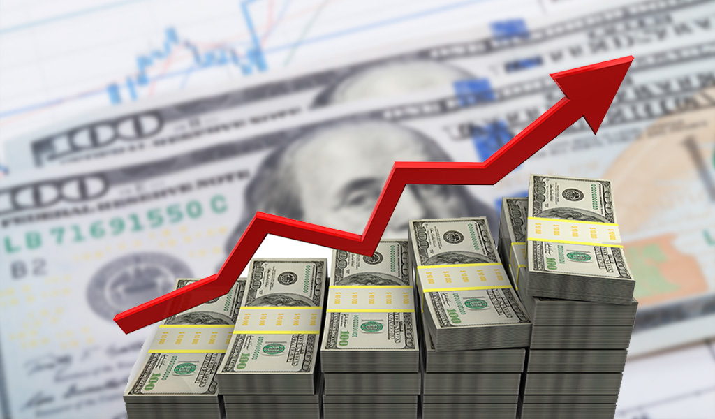 Coronavirus: Dólar se dispara a S/. 3.48