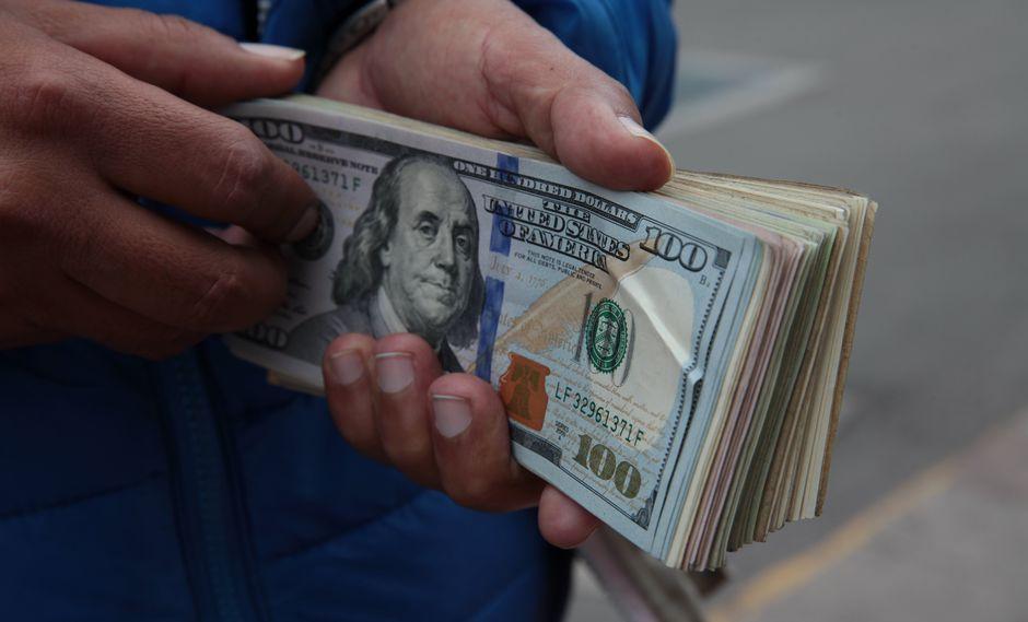 Dólar supera los S/ 3.50 por Coronavirus