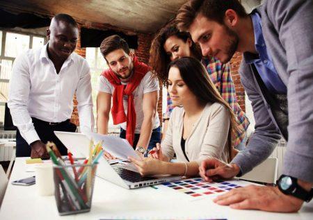 Tips para crear un buen equipo de trabajo
