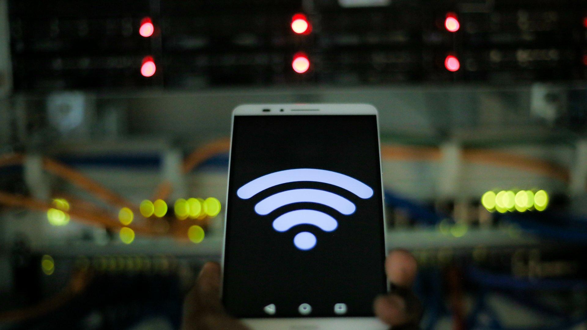 Vulnerabilidad a través de los chips WiFi