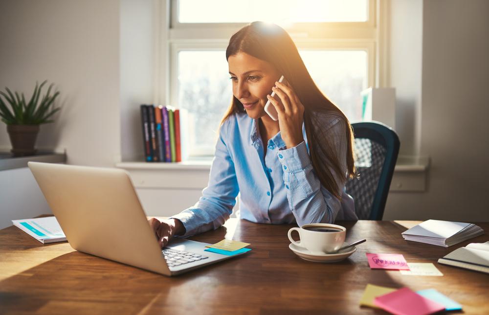 Ideas innovadoras para trabajar desde casa