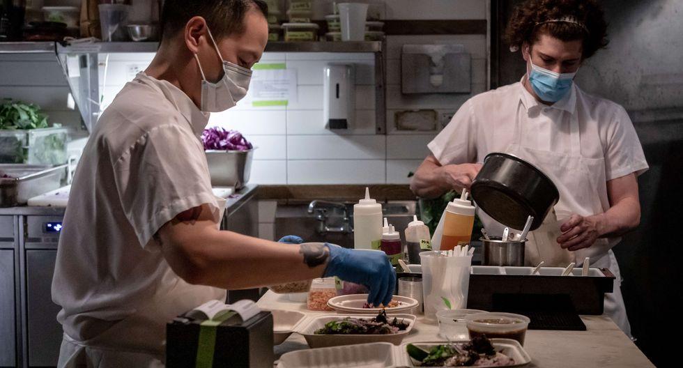 Reabrirán pequeños restaurantes