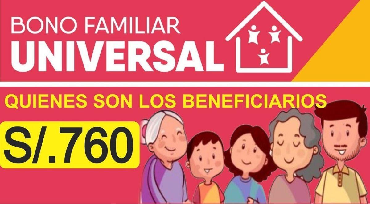 Bono Universal: Beneficiarios y dónde cobrar