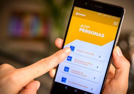 SUNAT: Obtener clave SOL desde el celular