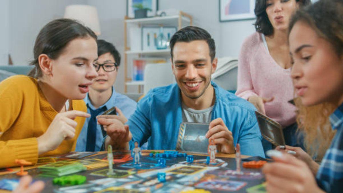 Juegos familiares para divertirse en casa