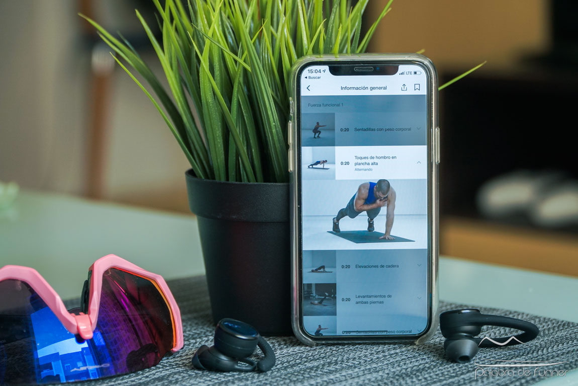 Cuarentena: 8 Apps para entrenar en casa