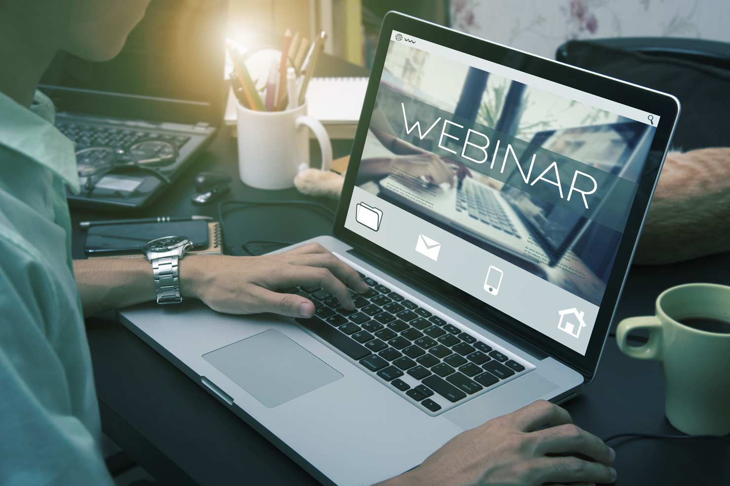 Marketing: Webinars para mejorar tu negocio