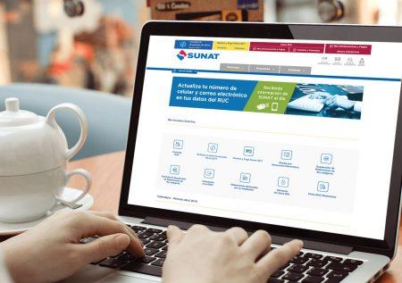 7 trámites online para realizar ante Sunat