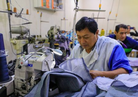 Gamarra inicia producción textil próxima semana
