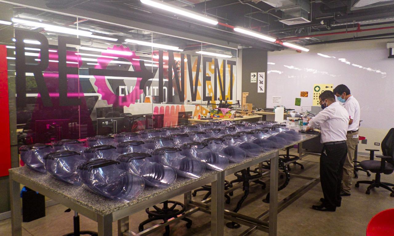 COVID-19: Fab Labs apoyan a héroes de primera línea