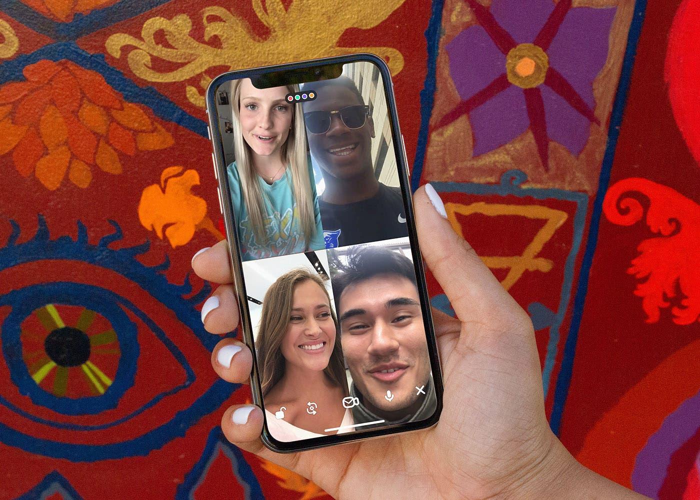 7 Apps para reuniones online con amigos