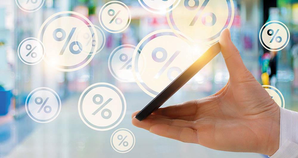 Fuerte caída en tasas de interés para Mypes