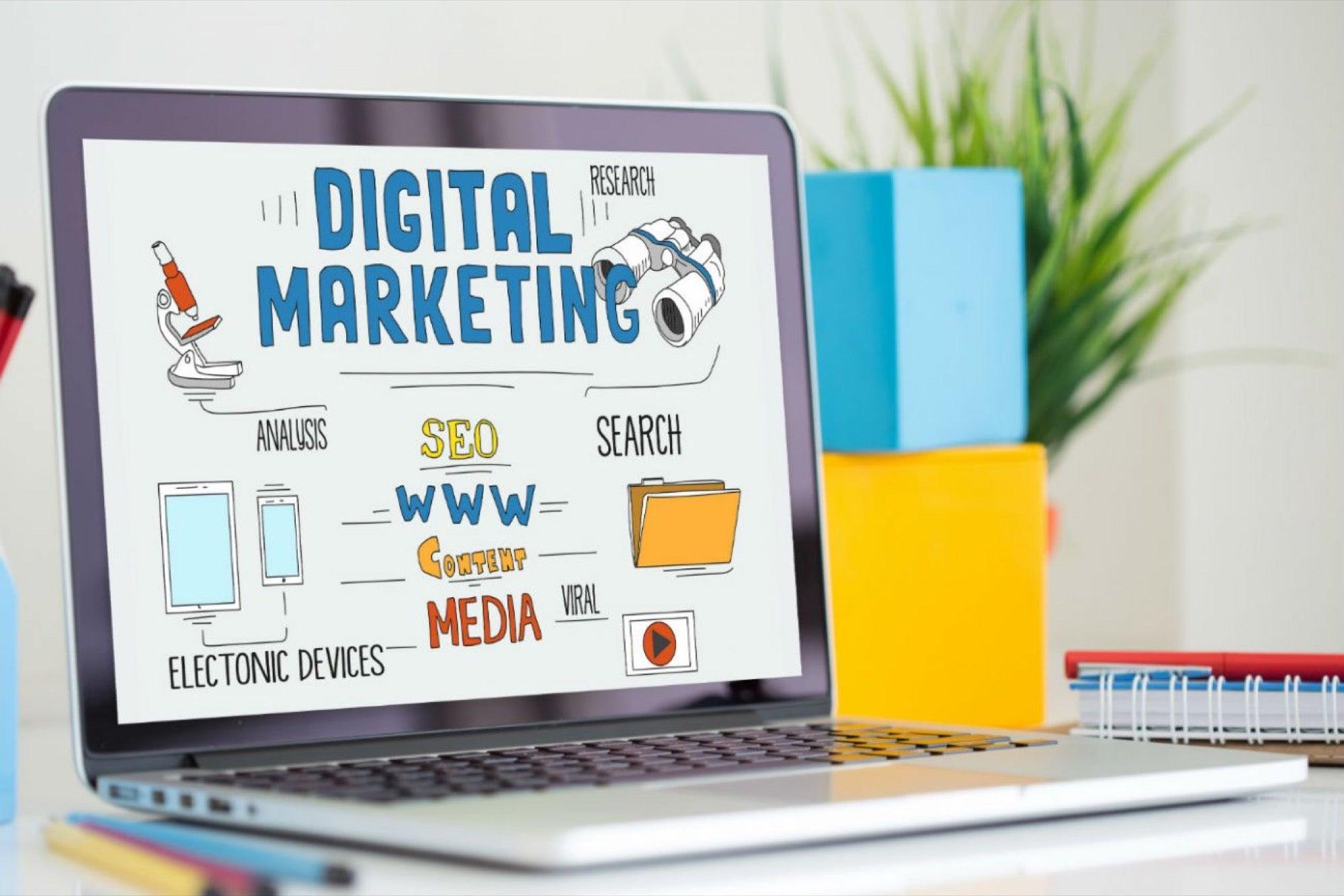Cursos online gratuitos de marketing digital