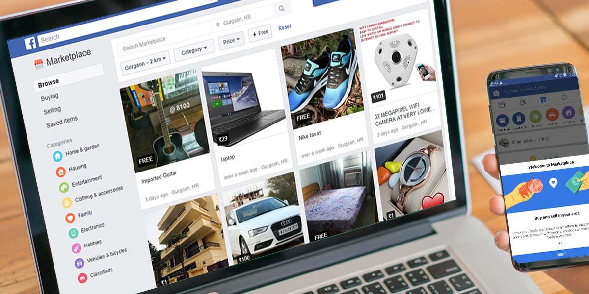 Marketplace de Facebook: Tips para vender más