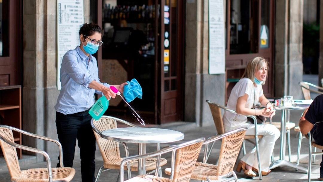 Nuevas reglas de atención en restaurantes