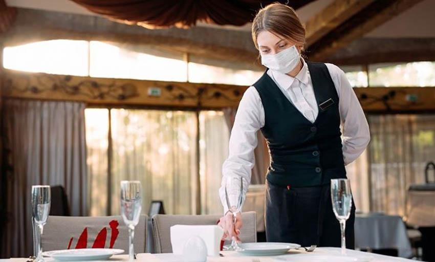 Restaurantes inician hoy atención en salón