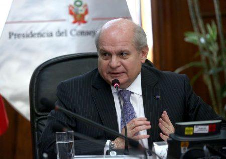¿Qué medidas alista el nuevo gabinete Cateriano?