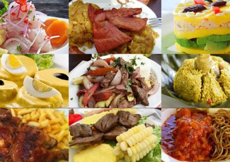 Comida peruana: Negocio de fiestas patrias