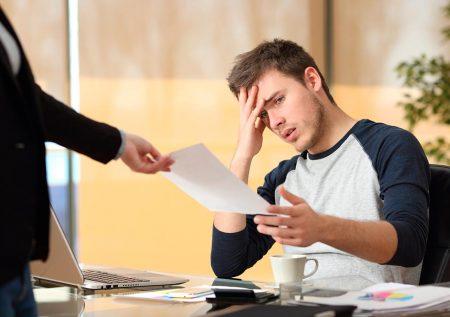 ¿Sabes cómo afrontar la pérdida de empleo?