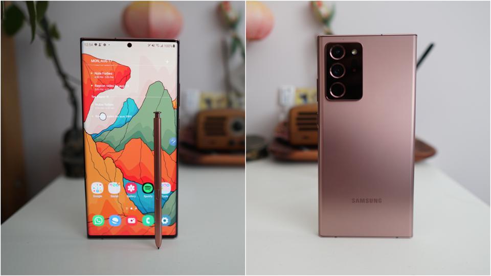 Conoce el Samsung Galaxy Note 20 Ultra