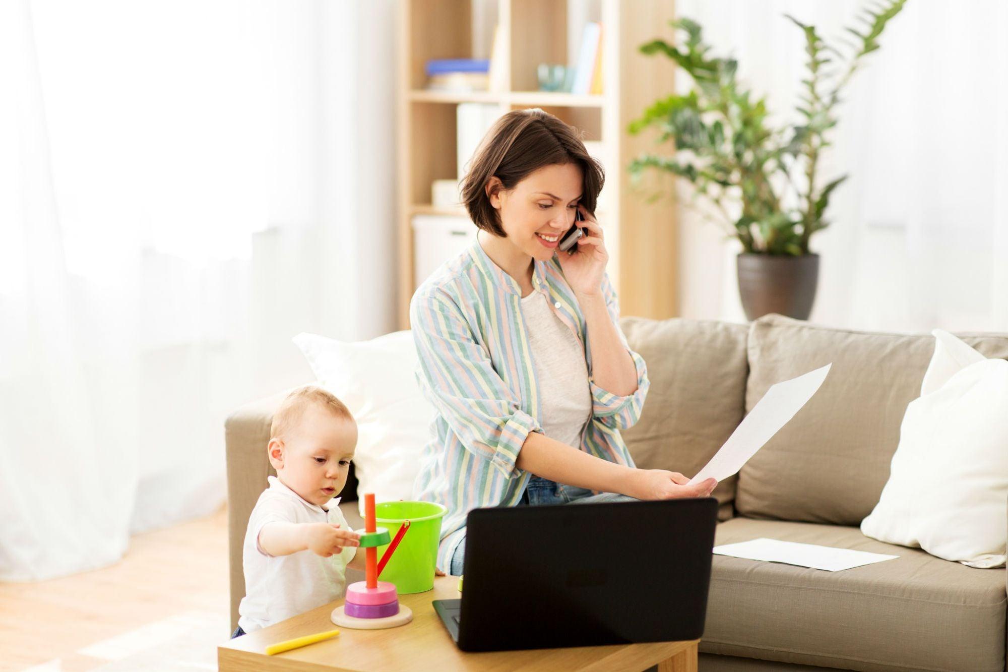 Crean portal para madres emprendedoras