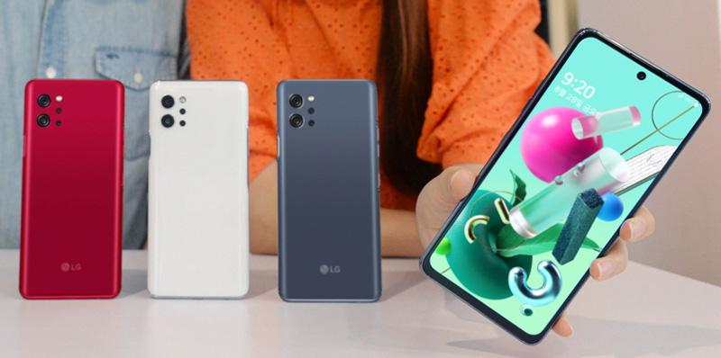 Smartphone: Características del LG Q92