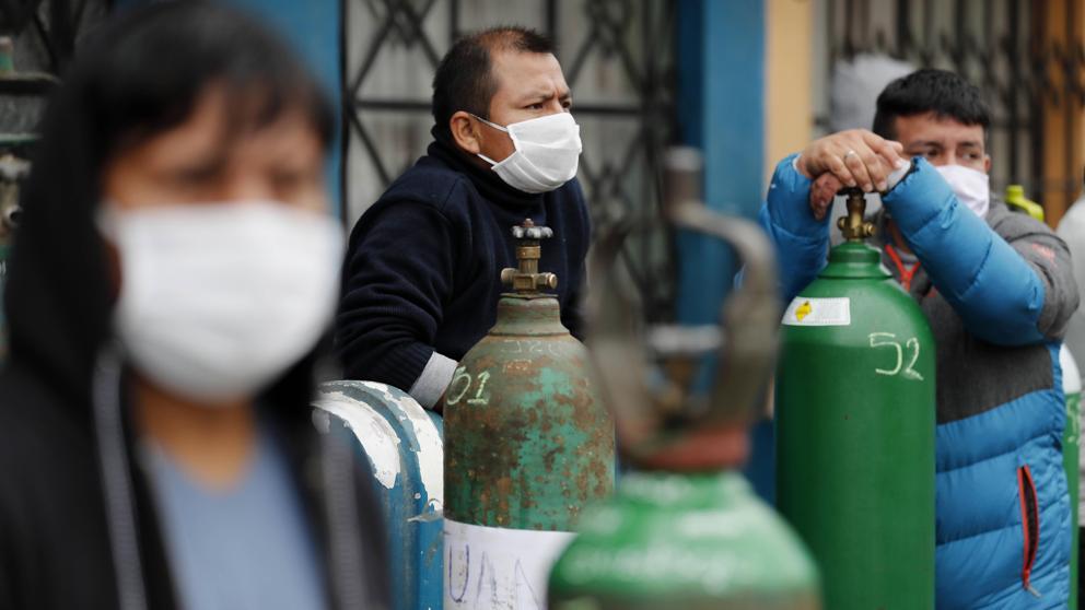 COVID-19: ¿Cómo resolver falta de oxígeno?