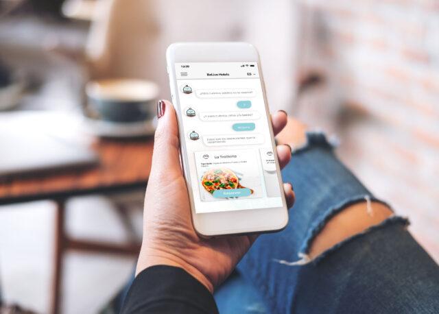 Plataforma virtual para restaurantes