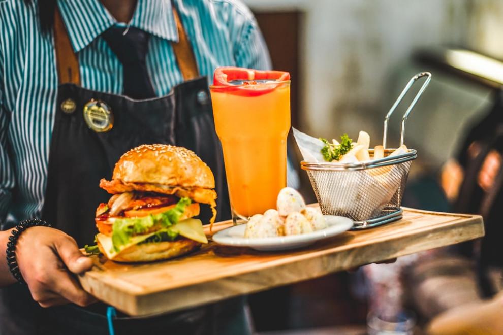 Gana dinero: Negocio de comida rápida