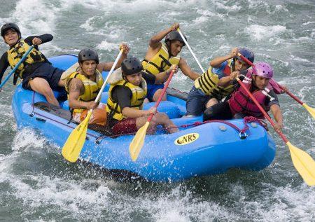 Vuelve el turismo de aventura