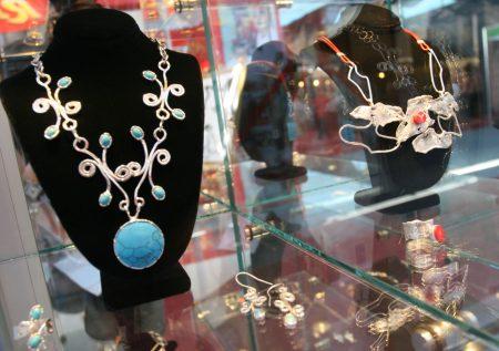 Crece exportación de joyería y orfebrería