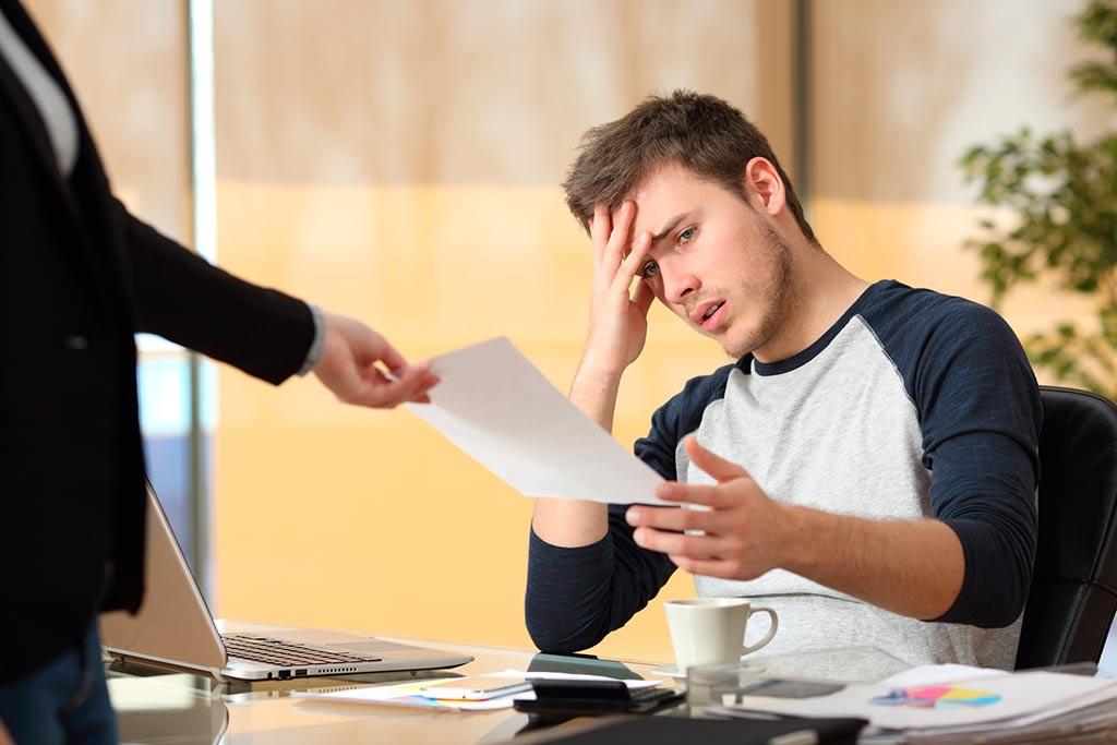 Trabajador: Conoce 4 tipos de despido