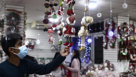 Navidad: Ventas Retail subirán al 70% del 2019