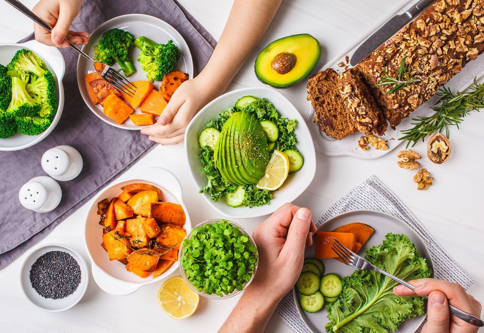 Idea de negocio: Comida saludable