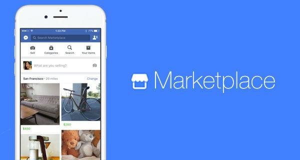 Facebook: ¿Cómo vender con Marketplace?