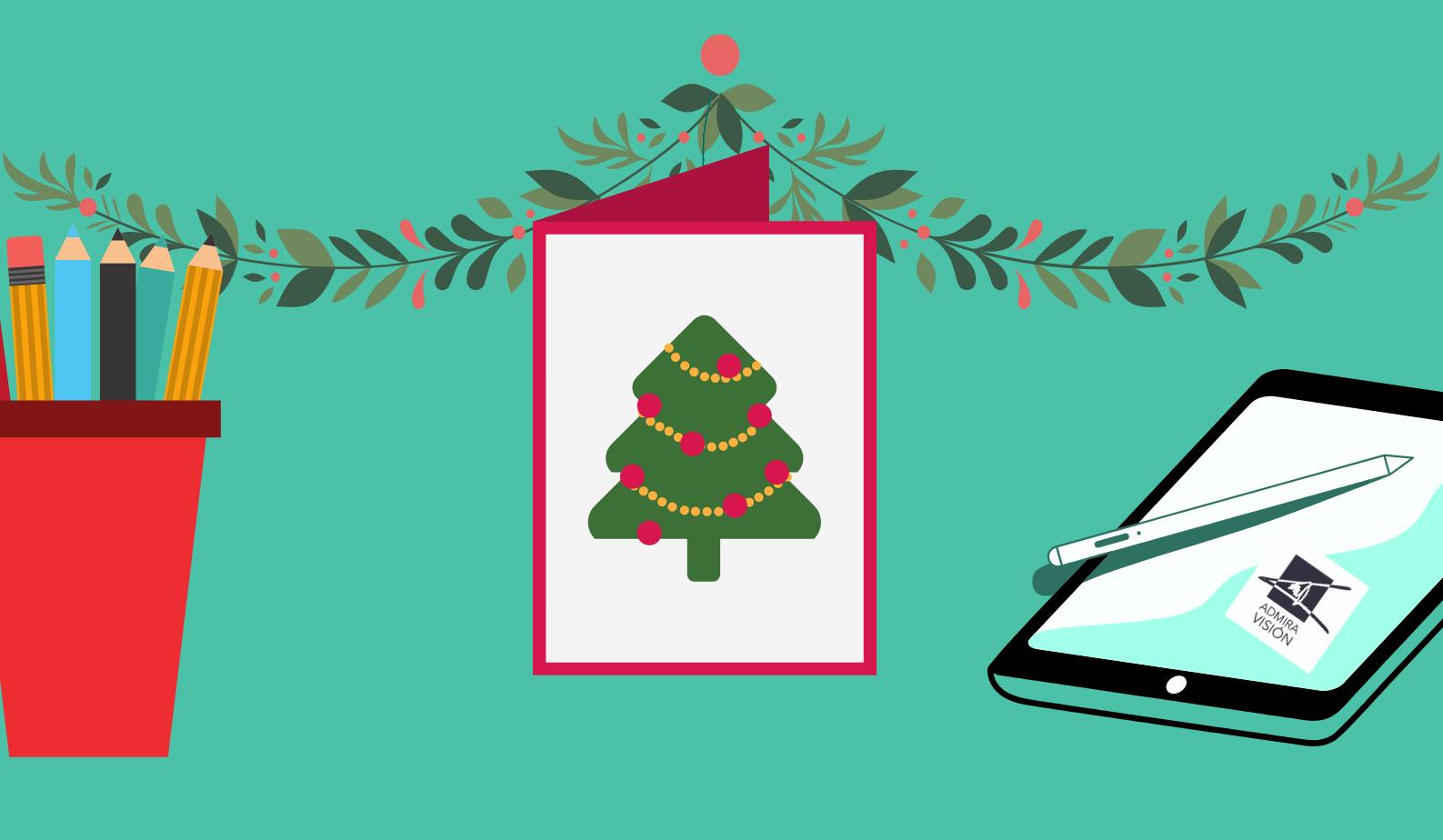 Ideas virtuales para tu reunión navideña