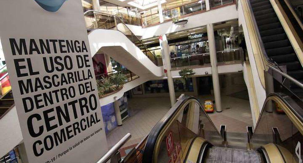 Alistan medidas anticontagios en malls