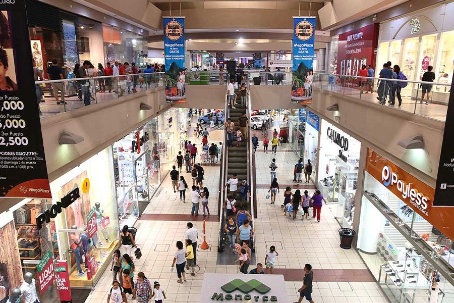 Malls: Reducción de aforo es temporal