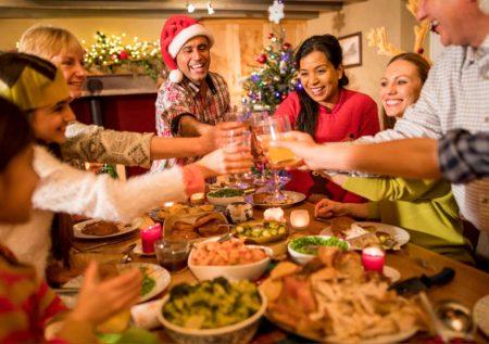 Tips para una cena navideña saludable