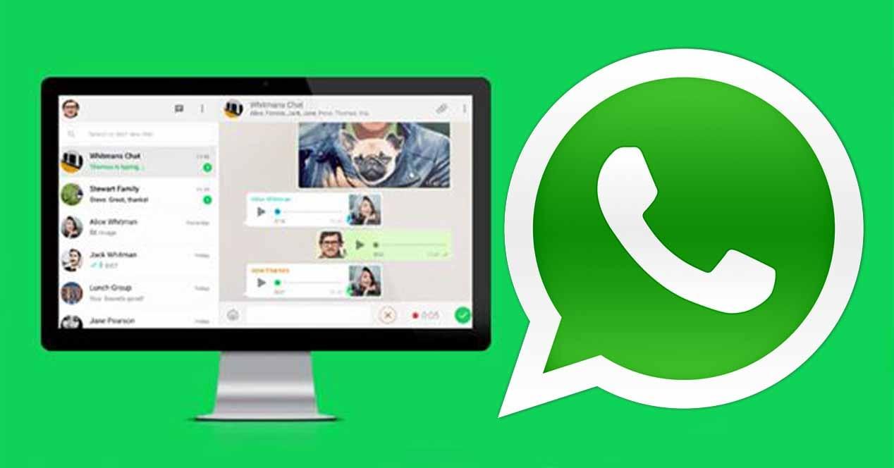 Conoce novedades en WhatsApp web