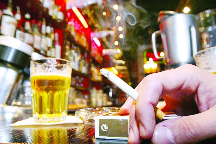MEF eleva ISC a cigarrillos y bebidas