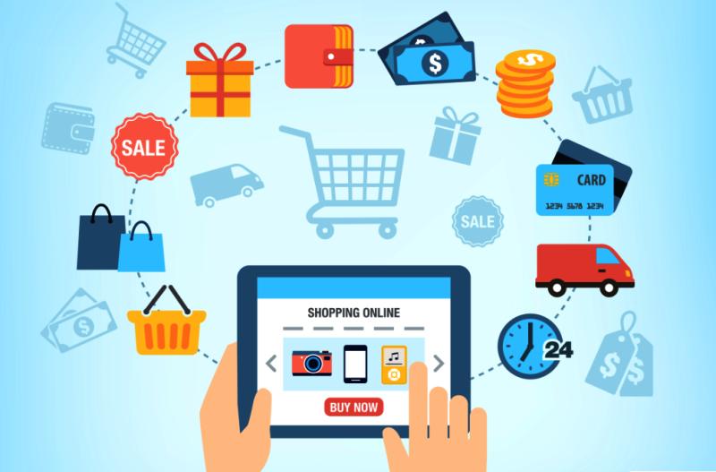 Plataforma para compras online en EE.UU
