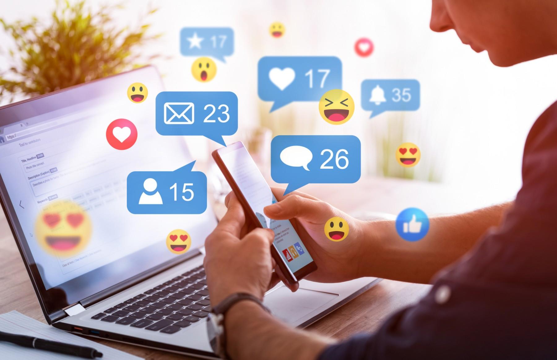 Redes Sociales: ¿Qué errores evitar?