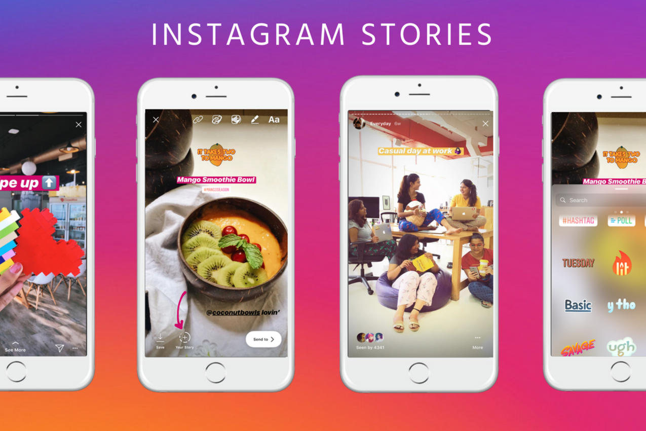 ¿Cómo aprovechar Instagram Stories?