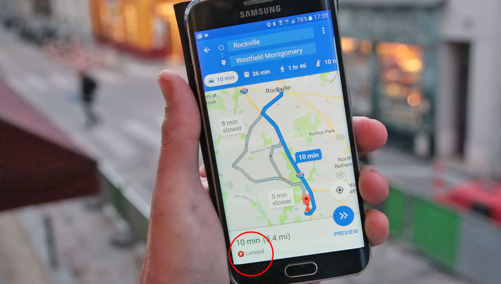 Google Maps: Planifica tu ruta para votar