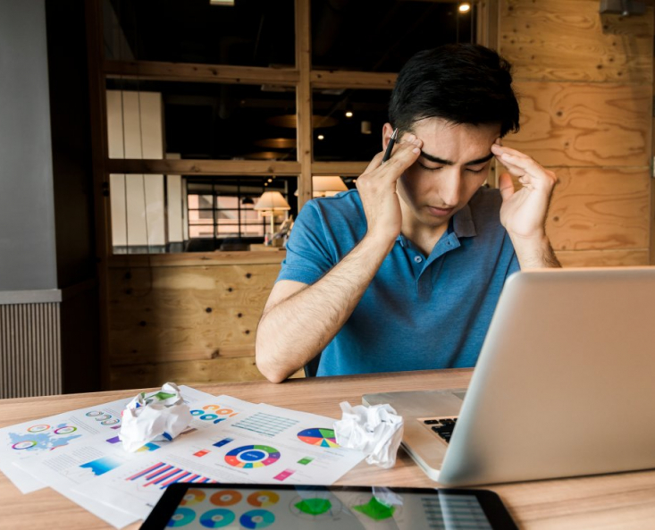 5 Tips para manejar el estrés laboral